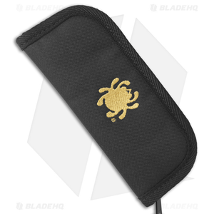 Spyderco Large Embroidered Nylon Pouch C12NC