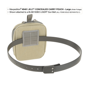 Maxpedition JK-2 Large Concealed Carry Pouch Khaki-Foliage Green 0481KF