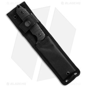 "Pro-Tech Rockeye Fixed Blade Knife Black G10 (4"" Zombie Splash) LG303"