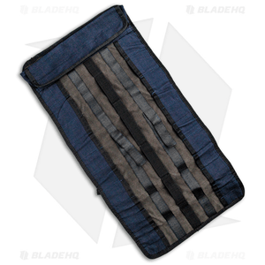ANTIWAVE Tool Roll Carry Case - Blue