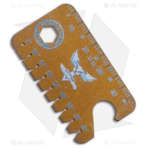 Audacious Concept Dog Tag 2.0 Anglefinder Bronze