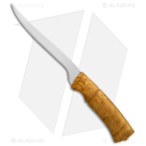 """Helle Knives Steinbit Fillet Knife (6"""" Plain) #115"""