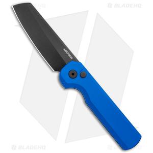 "Arcform Slimfoot Automatic Knife Black Aluminum (3.1"" Black)"