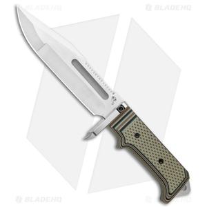 "Medford USMC Raider Fixed Blade Knife Camo G-10 (6.5"" Satin) MKT"