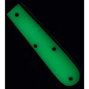 "GEC #14 Tidoute Boy's Knife 2.325"" Knifebright Glow Acrylic 142116"