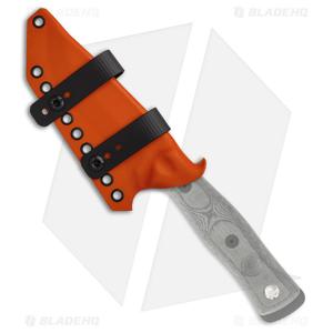 Armatus Carry TOPS Knives BOB Architect Sheath Hunter Orange Kydex