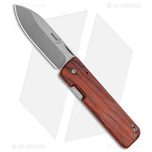 "Boker Plus Panchenko Lancer 42 Frame Lock Knife Cocobolo (2.75"" SW) 01BO468"