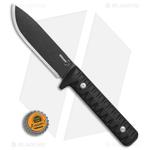 Boker-Plus-Bushcraft-Kormoran-Fixed-Blade-Knife--4.6--Black-Stonewash--02BO381