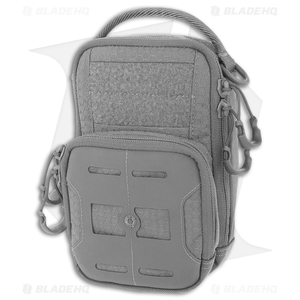 Maxpedition AGR Daily Essentials Organizer Utility Pouch Gray DEPGRY