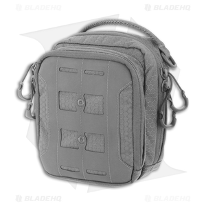 Maxpedition AGR Accordion Utility Pouch Pack Gray AUPGRY