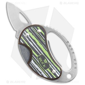 "Buck Metro Liner Lock Knife  Paperstone (1.1"" Satin) 759GYS-B"
