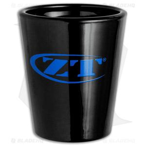 Zero Tolerance Black Glass Shot Glass (1.5 oz.)