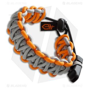 Gerber Bear Grylls Survival Bracelet 12' Paracord + Whistle