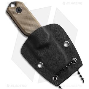 "Boker Magnum Lil Friend Micro Neck Knife (1.375"" Black) 02SC743"