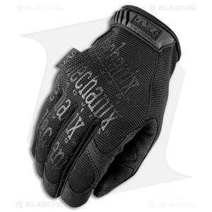 Mechanix Wear The Original Gloves Black All-Purpose (Covert)