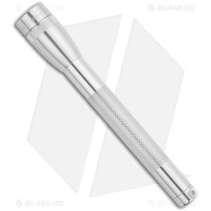 Maglite Mini LED Flashlight 2-Cell AAA Silver (77 Lumens)