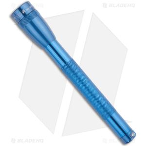 Maglite Mini LED Flashlight 2-Cell AAA Blue (77 Lumens)