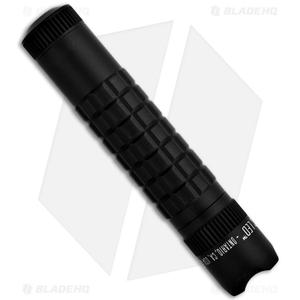 Maglite MAG-TAC LED Flashlight CR123A Black (320 Lumens)