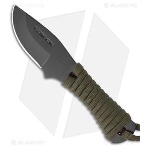 "Condor Fidelis Fixed Blade Knife (2.5"" Black) CTK304HC"