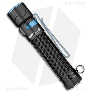 Olight Warrior Mini 2 Rechargable Flashlight Black Aluminum (1750 Lumens)