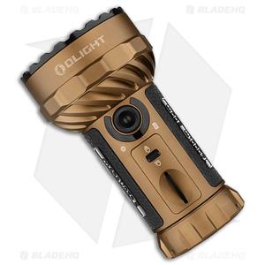 Olight Marauder 2 Desert Limited Edition Flashlight Aluminum (14,000 Lumens)