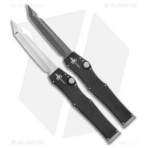 "Marfione Custom Prototype Halo 3 Mini OTF Knife (2"" Damascus/Mirror) Set of 2"