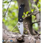 Spyderco-Para-3-Compression-Lock-Knife-Black-G10--3--Stonewash--C223GP