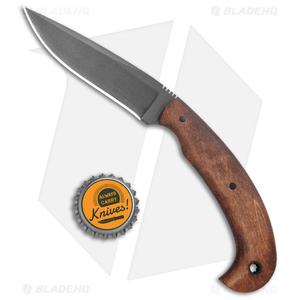 """Winkler Knives  Contingency Fixed Blade Knife Maple (3.75"""" Black)"""