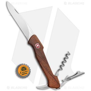 Victorinox Swiss Army Knife Wine Master Walnut Wood 0970163