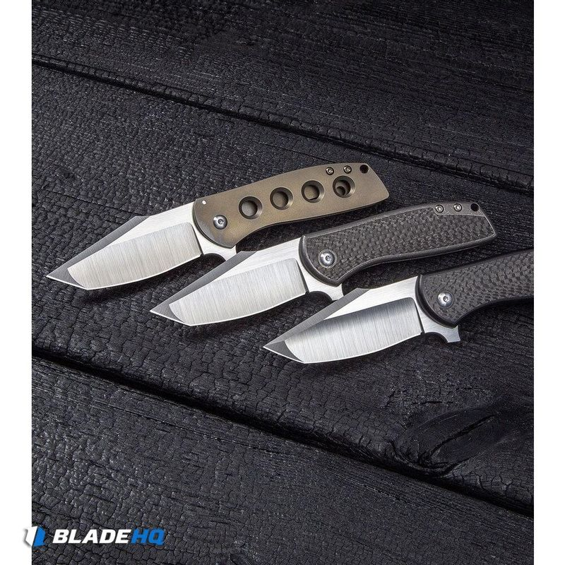 Alliance-Designs-Laconico-Angry-Baby-Bear-Flipper-Tanto-Knife-Bronze-Ti