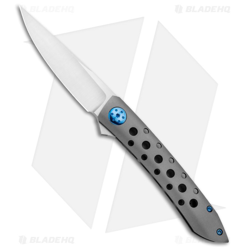 Alliance-Designs---Kevin-Foster-Anchovy-Flipper-Knife-Holes-Ti--3.5--Satin-