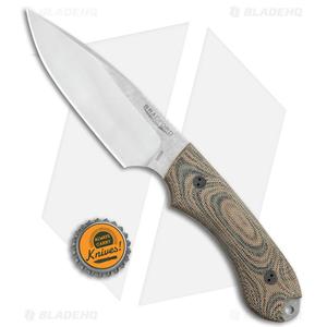 Bradford Knives Guardian4 Knife 3D Camo Micarta (False Edge/N690/SW)
