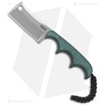 CRKT-Folts-Minimalist-Cleaver-Neck-Knife-Green--2.13--Bead-Blast--2383