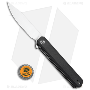 """CIVIVI Chronic Liner Lock Knife Black G-10 (3.22"""" Satin)"""