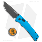 SOG-Flash-AT-XR-Lock-Assisted-Opening-Knife-Civic-Cyan--3.45--Dark-Gray-