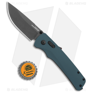 "SOG Flash AT-XR Lock Knife Urban Gray GRN (3.45"" Dark Gray)"