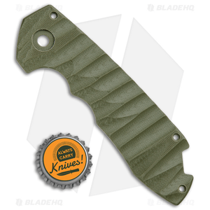 M3 Tactical Tech Ranger Sculpted Replacement Scale OD Green
