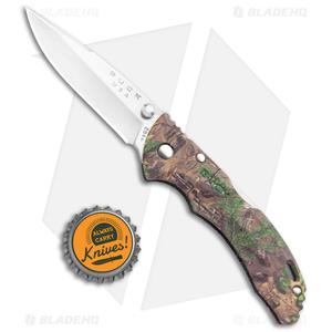 "Buck Bantam BBW Lockback Knife Realtree Xtra Green Camo (2.75"" Satin) 0284CMS20"