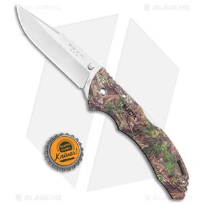 "Buck Bantam BHW Lockback Knife Realtree Xtra Green (3.6"" Satin) 0286CMS20"
