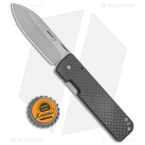 "Boker Plus Panchenko Lancer 42 Frame Lock Knife Carbon Fiber (2.75"" SW) 01BO467"
