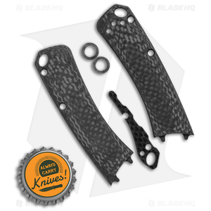 Flytanium Carbon Fiber Outfit for Benchmade Mini Crooked River