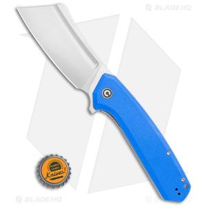 "CIVIVI Bullmastiff Liner Lock Knife Blue G-10 (3.8"" Stonewash) C2006B"