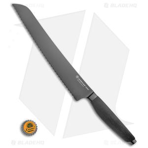 """Wusthof AEON 10"""" Bread/Super Slicer Kitchen Knife DLC Limited Edition Bog Oak"""