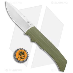 "CIVIVI M2 Backup Fixed Blade Knife OD Green G10 (3"" Satin) C2016B"