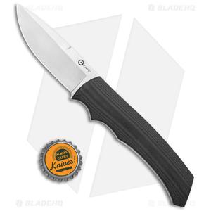 "CIVIVI M2 Backup Fixed Blade Knife Black  G-10 (3"" Satin) C2016C"