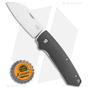 "Boker Plus Cox Pro Frame Lock Knife Black G-10 (2.6"" SW) 01BO314"