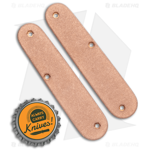Flytanium Custom Copper Scales for Victorinox Cadet Swiss Army Knife (84mm)