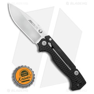 "Cold Steel Demko AD-15 Lite Scorpion Lock Knife Black (3.5"" Satin) 58SQL"