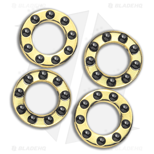 Flytanium Ceramic Bearings for Kershaw Lucha Handles Set of 4