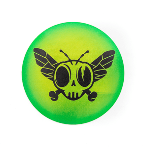 """Premium Dead Fly Society Sticker - Large 3 1/2"""""""